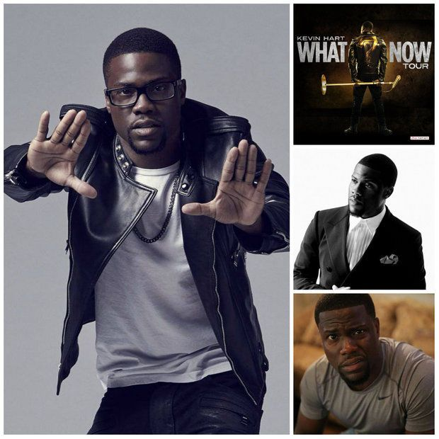 "Kevin Hart announces dates for ""What Now?"" comedy tour, including April show in Birmingham."
