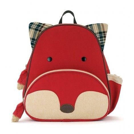 Skip Hop Zoo Pack - Kids Backpack - Kids Bag - Toddler Backpack - Fox