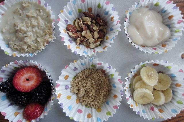how to make airy almond meal muffins