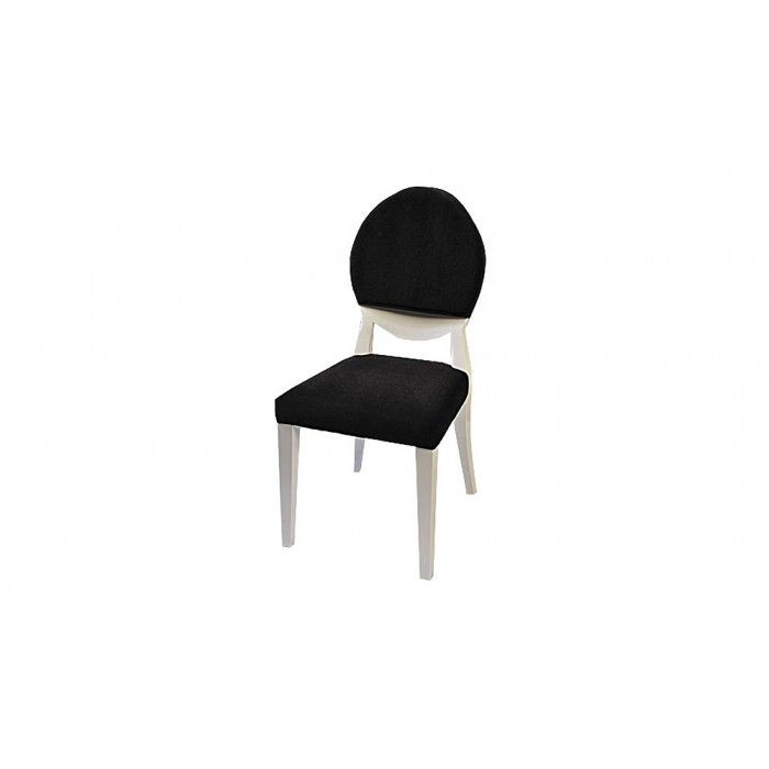 www.limedeco.gr a diffrent opption of black and white chair