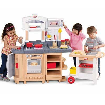 Cozinha Infantil  Divertida Little Tikes