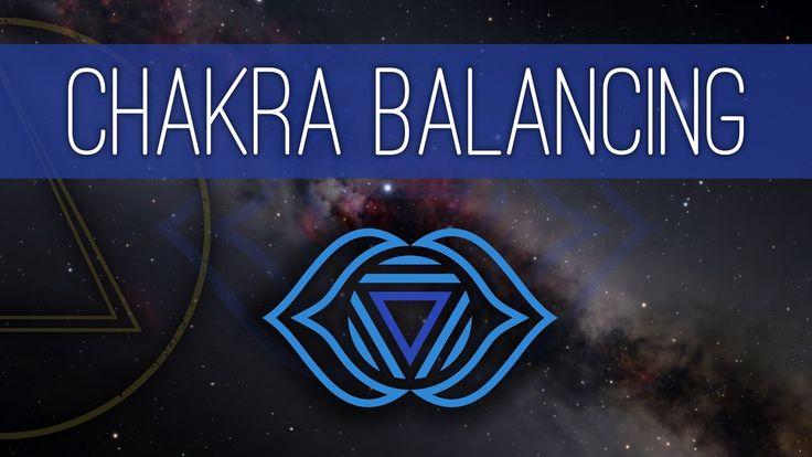 THIRD EYE Chakra Balancing ☯ Meditation Music | ISOCHRONIC TONES & MONAU...