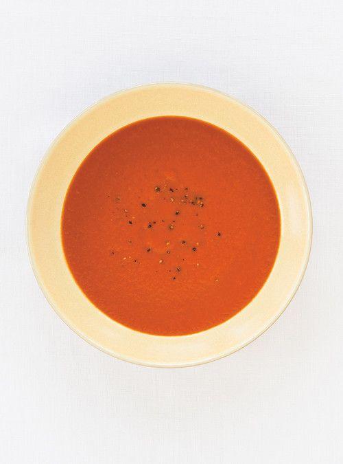 Crème de tomates Recettes | Ricardo