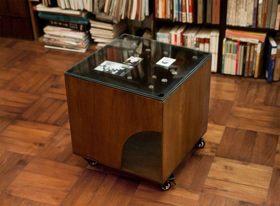 CATTEE - Coffee table x Cat house