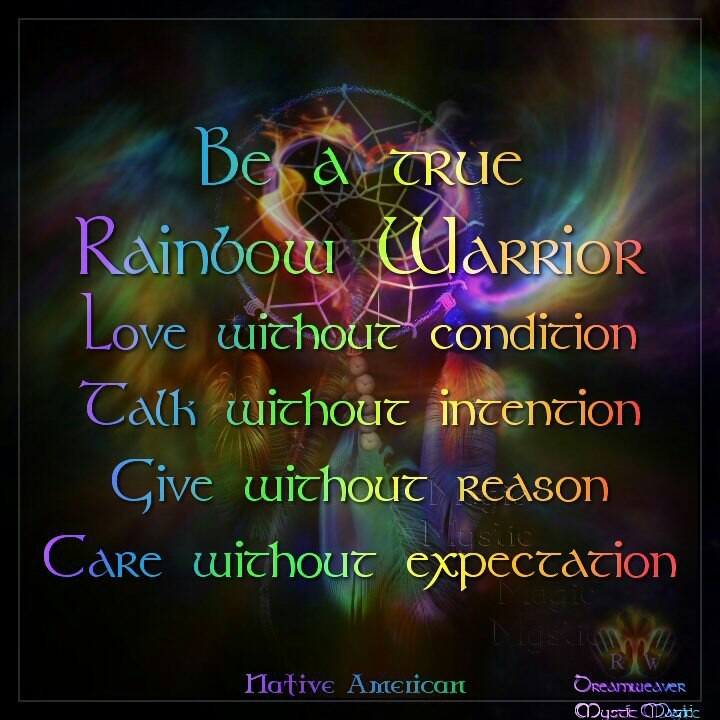 Warriors Of The Rainbow Tribe: ☀ ☼☾LIGHTWORKS☀ ☼☾