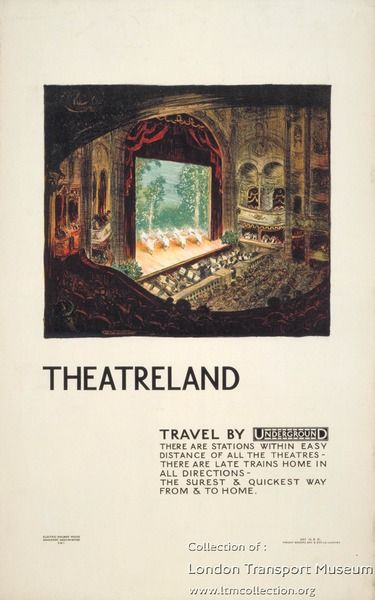 Poster 1983/4/1202 - Poster and Artwork collection online from the London Transport Museum