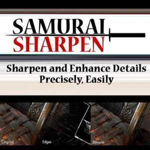 Digital Anarchy Samurai Sharpen 1.1 for AE and Premi WIN 64