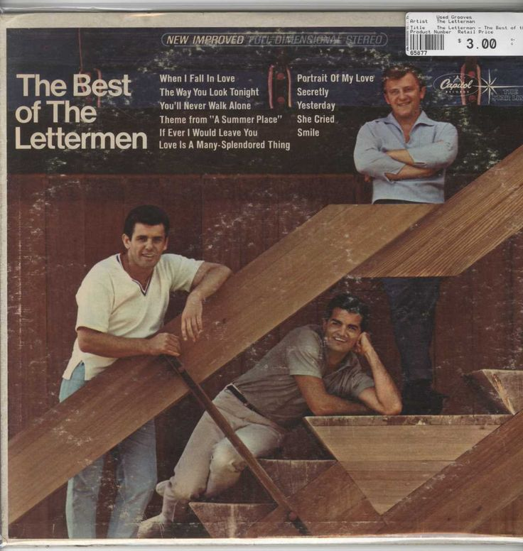 The Letterman - The Best of the Letterman