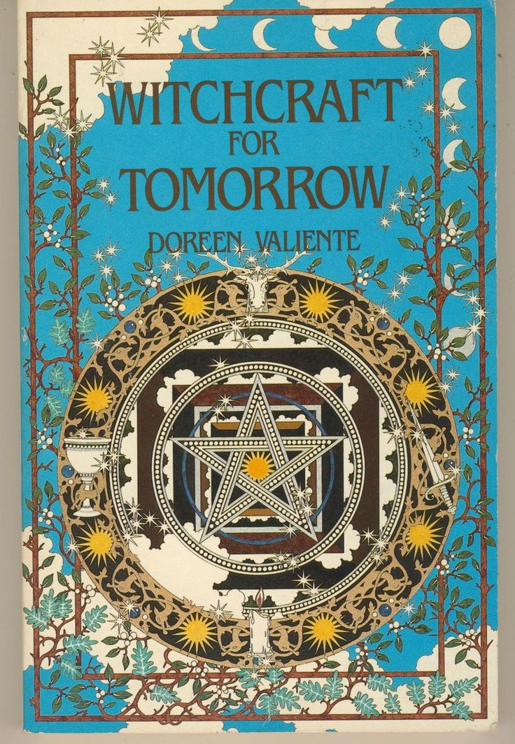 Witchcraft for Tomorrow, Doreen Valiente