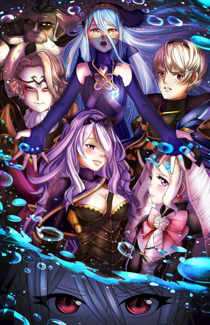 Fire Emblem Fates Conquest By Haylau On Deviantart