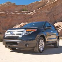 5 Best American SUVs and Crossovers: 2012 Ford Explorer
