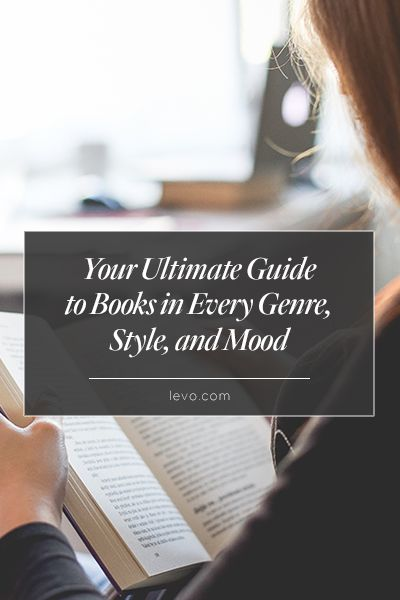 The ULTIMATE #book guide for every occasion www.levo.com