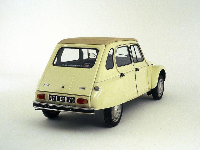 Citroën Dyane 6 | Flickr – Condivisione di foto!