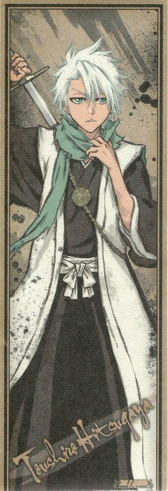 Bleach - Toshiro Hitsugaya
