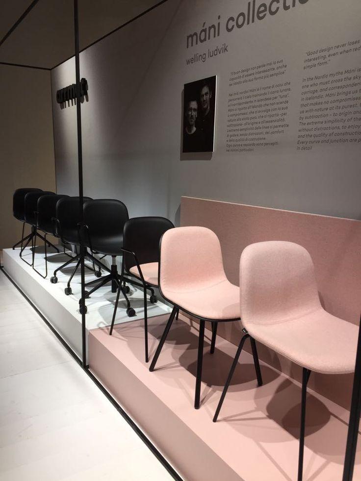 #iSaloni #SaloneDelMobile #ContractFurniutre #bdscontract #chair