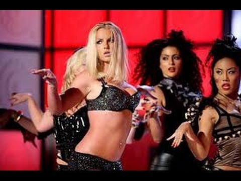 (20) Britney Spears - Gimme More Full HD Medley Live MTV VMA 2007 - YouTube