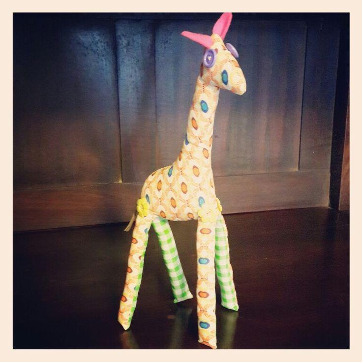 Siphiso the Joburg giraffe