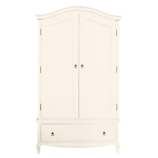 Florence Ivory Bedroom Furniture Collection | Dunelm