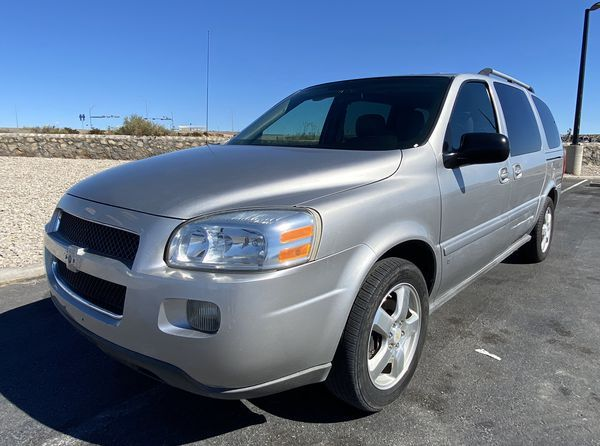 Chevy Uplander For Sale In Socorro Tx Offerup In 2020 Chevy
