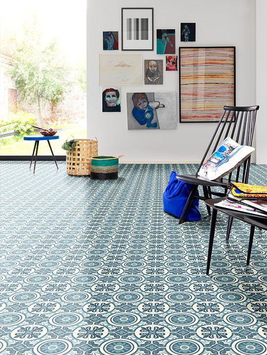 17 beste idee n over vinyl tegels op pinterest keuken vloeren - Oude patroon tegel ...