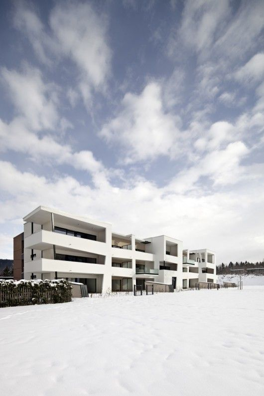 flat 2.0 - Seeleben Condominium / Spado Architects in Sankt Peter-Freienstein, Austria.