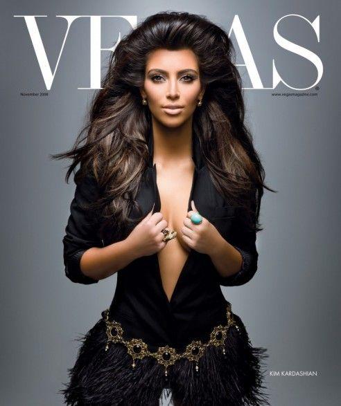 Kim K for Vegas