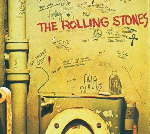 A hard choice but perhaps my favourite original Stones album. Only seen them the once, relatively recently, in the 2000s at Mena. well worth the £150 and overnight accommodation. Recent CD. [beggars-banquet]