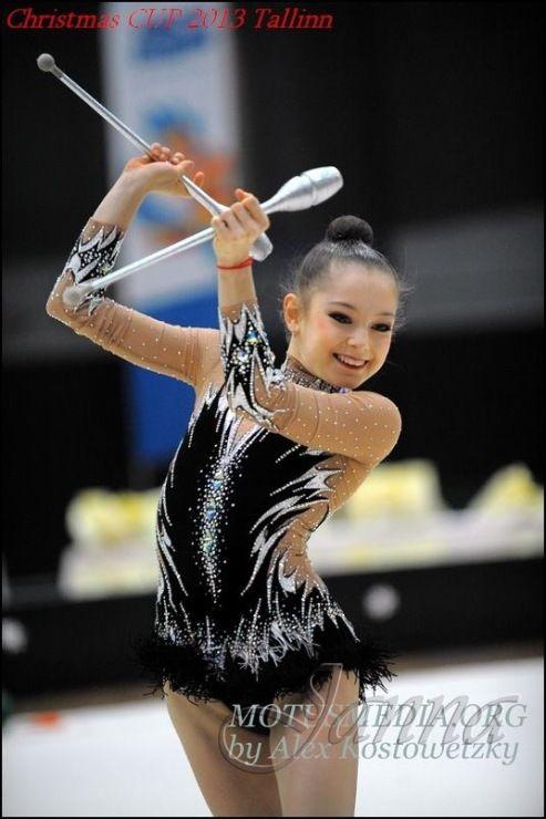Gallery.ru / Фото #20 - костюмы для художественной гимнастики 4 - dusya7