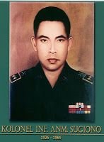 gambar-foto pahlawan Revolusi, Kolonel Inf ANM. Sugiono