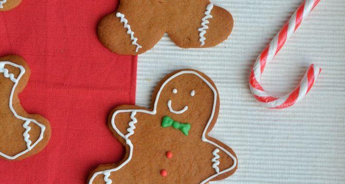 Gingerbread koekjes zijn in het buitenland enorm populair. De gember geeft een specifieke smaak aan het koekje.