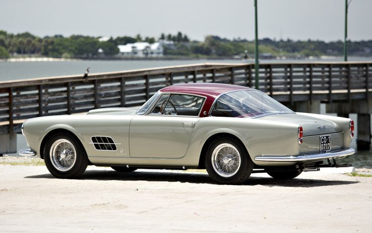 Ferrari 410 Superamerica Coupé (Series II) 1957