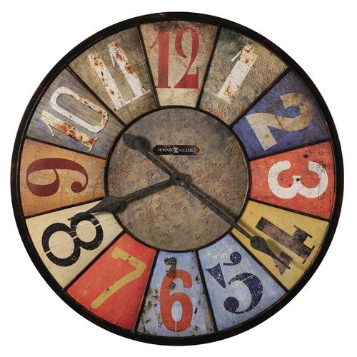 "Found it at Wayfair - Oversized 30.75"" County Line Wall Clock"