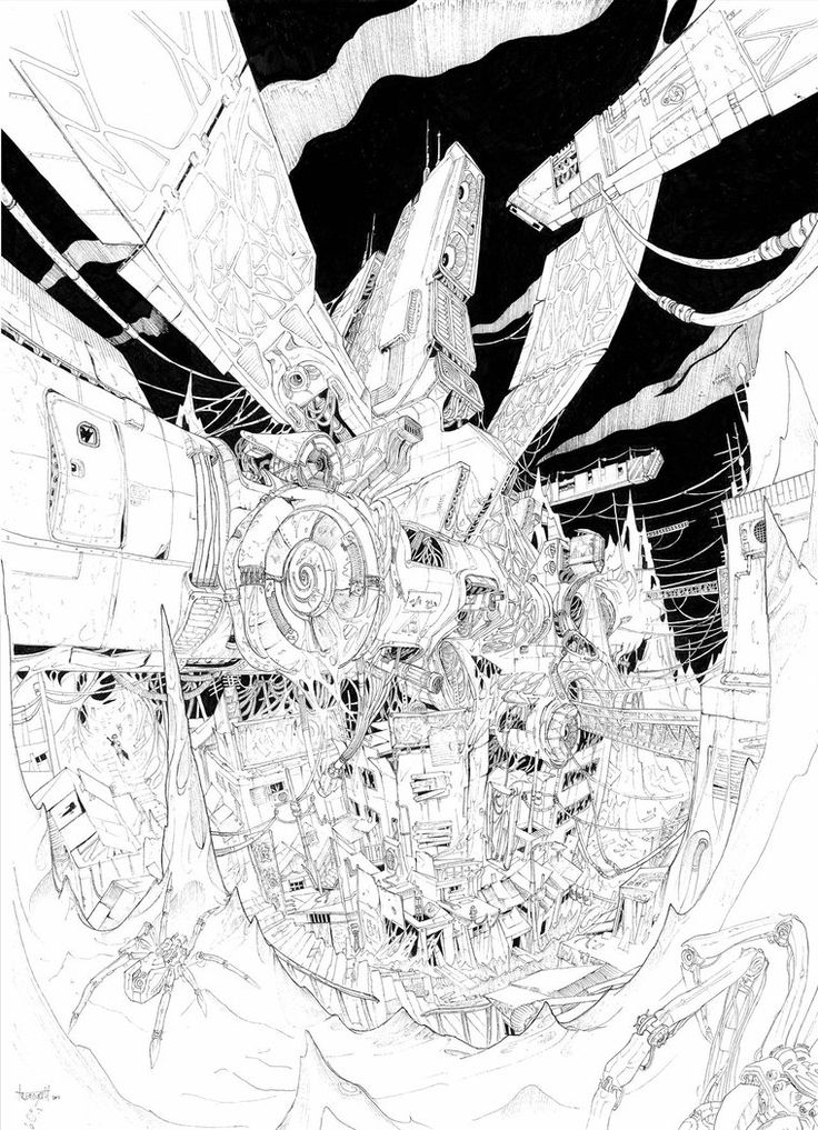 Space Ship Crash