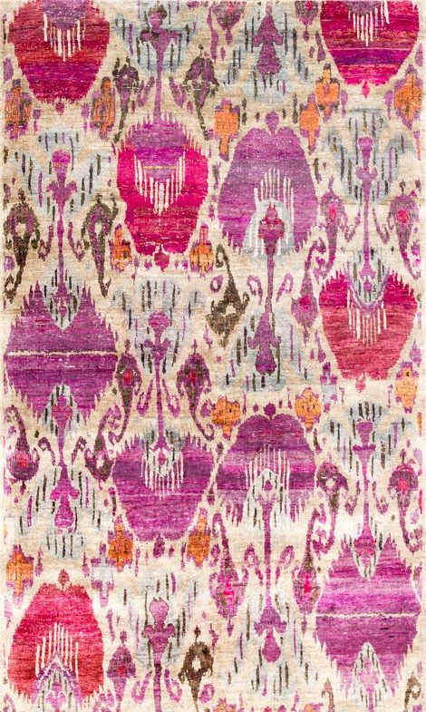 Rumi Silk by Woven Concepts | New York, New York | wovenconcepts.com @westedgedesign