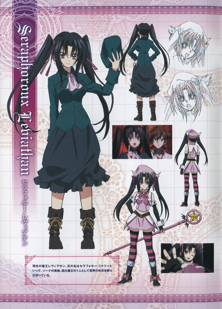 Rias Gremory High School DxD 12 Heroes Of Tutoring