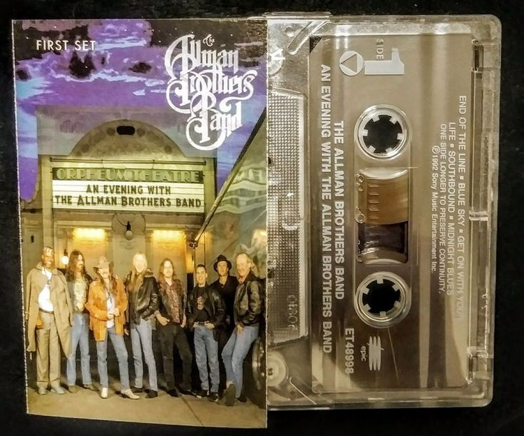 An Evening with the Allman Brothers Band: First Set by The Allman Brothers Band #HardRock $6.99 EBAY