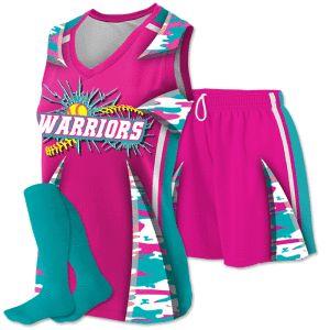 Pink Softball Uniform 75