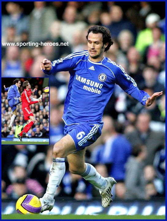 Ricardo Carvalho - Chelsea.