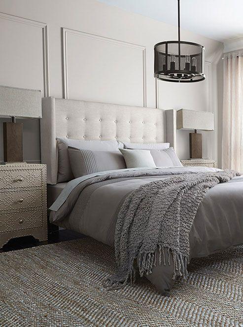 Lits et têtes de lits   Atelier   bouclair.com