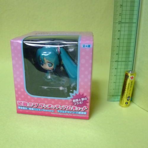 Hatsune Miku - Mini Vocaloid Figure Music Vinettiamu Cute/914146