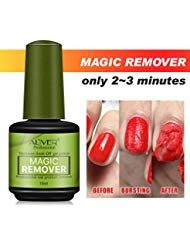 15ml Magic Remove UV Gel Nail Polish Magic Remover…