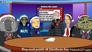Jose Mourinho's Christmas wishes to Arsene Wenger and Brendan Rogers.... Lol.....442oons is too good.