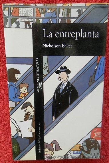Un oficinista aprovecha su hora de comer para reponer el cordón de un zapato, que acaba de romperse. Con esta simple premisa Nicholson Baker demuestra que la narrativa novelística puede dar de sí mucho más de lo habitual.