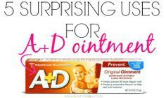 5 Surprising BEAUTY Uses for A&D ointment
