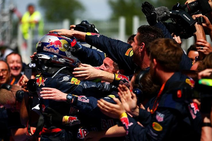 Max makes history! | Red Bull Racing Formula One Team