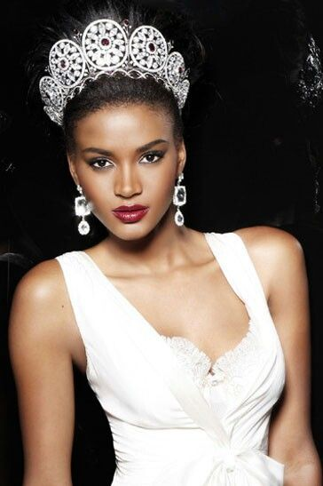 Leila Lopes Miss Universe 2011 from Angola