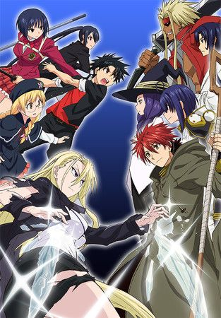 Bundled with manga's 16th, 17th volumes after TV anime premieres this fall    Manga creator Ken Akamatsu announced on Friday that his UQ Holder! Magister Negi Magi! 2 manga will inspire two more original anime DVDs after the upcoming television anime airs. The...-http://trb.zone/uq-holder-magister-negi-magi-2-manga-gets-2-more-original-anime-dvds.html
