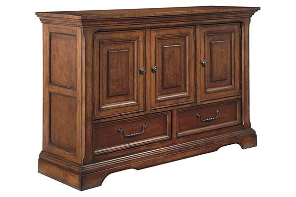 The Gaylon Dining Room Server From Ashley Furniture Homestore The Rustic Beauty Of