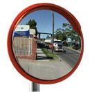 Plastic Diameter 80cm Road Safety Turning Mirror Outdoor Convex Mirror. Weatherproof. Only suitable outdoor.