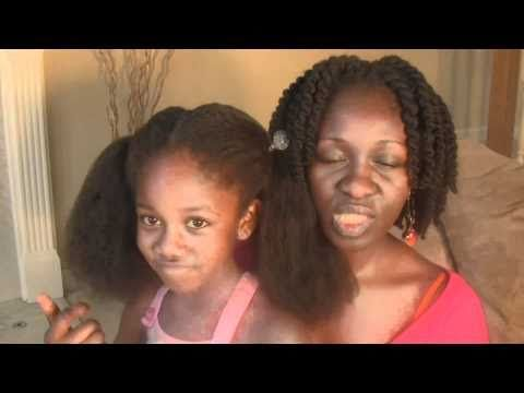 How to wash your child's natural hair without creating tangles, how to prevent an itchy flakey scalp.    Come join us on Facebook: http://www.facebook.com/GirlsLoveYourCurls